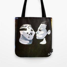 Vorhees Vs. Meyers Tote Bag