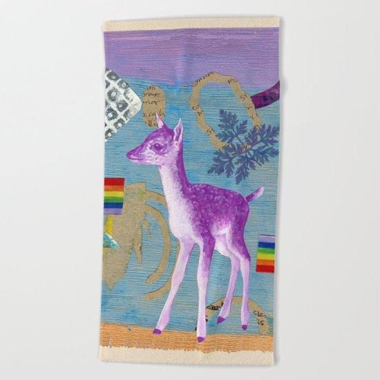 rainbow deer 2 by 2abbie