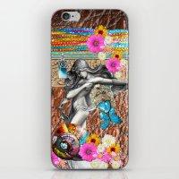 boho iPhone & iPod Skins featuring BoHo Bling by Joke Vermeer