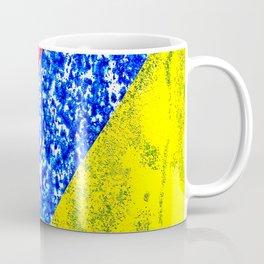 Handmade geometry Coffee Mug