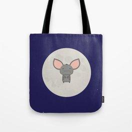 ALDWYN THE BAT Tote Bag