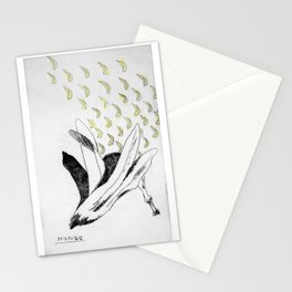 Bananas Stationery Cards