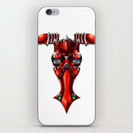 Verika, Dragon Dancer of Rik G'Arok iPhone Skin