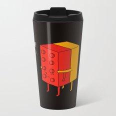 I'll never let go Metal Travel Mug