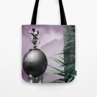 mickey Tote Bags featuring Mickey by Dr.RPF
