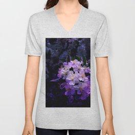 Flower_27 Unisex V-Neck