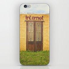 Internet iPhone & iPod Skin
