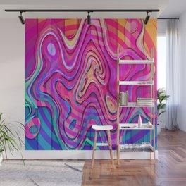 Bermuda Wave Wall Mural