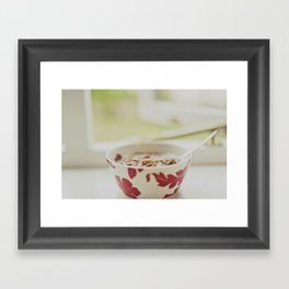 Good Morning... Framed Art Print