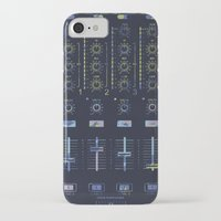 paramore iPhone & iPod Cases featuring DJ Mixer by Sitchko Igor
