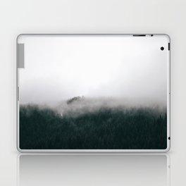 Forest Fog XV Laptop & iPad Skin
