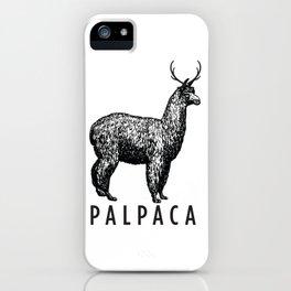 the palpaca iPhone Case