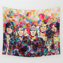 Rock Legend Wall Tapestry