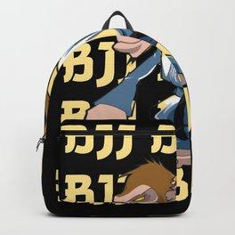 BJJ Monkey Backpack