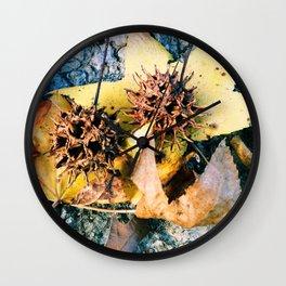 The fallen ones Wall Clock