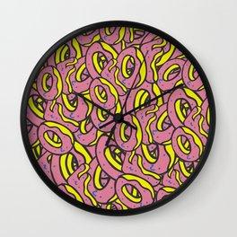 Donut Dayz Wall Clock