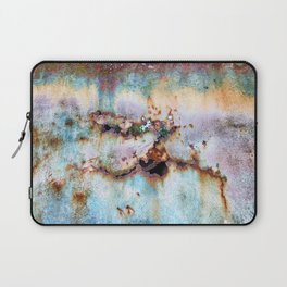 Rainbow Rust Laptop Sleeve