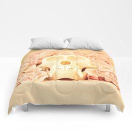Skully Skull Comforters
