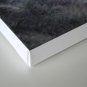 Dusky Cloud Piercer Canvas Print