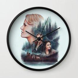 The Charming Family Wall Clock