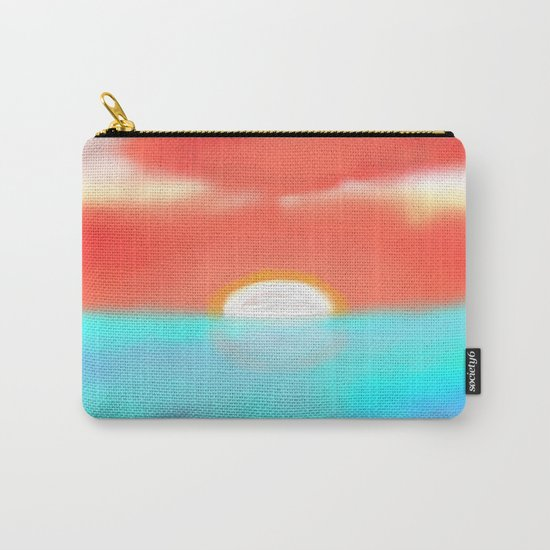 Blazing Sun Carry-All Pouch