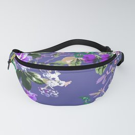 Bouquets with roses 3 Fanny Pack
