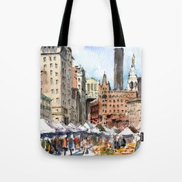 Union Square Greenmarket Tote Bag