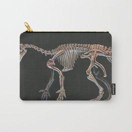 Iguanodon Bernissatnis Skeleton Study (No Labels) Carry-All Pouch
