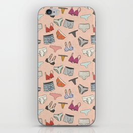 Unmentionables  iPhone Skin