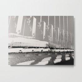 Growth. 130_10 Metal Print