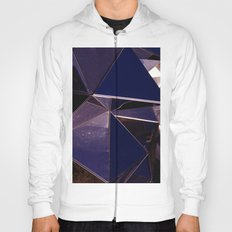 Abstract Glass Pattern Hoody