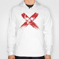 cross Hoodies featuring Cross by Murat Özkan