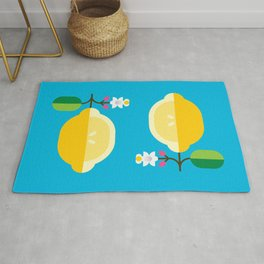 Fruit: Lemon Rug