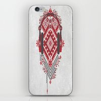 ethnic iPhone & iPod Skins featuring Ethnic by sophtunes