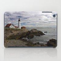 maine iPad Cases featuring Maine Splendor by Catherine1970