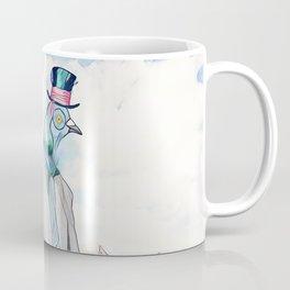 Mr. Pigeon Coffee Mug