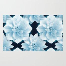 Lotus Flowers Rug