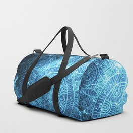 Space mandala 8 Duffle Bag