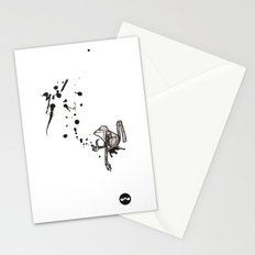 Pensive Primate. Stationery Cards
