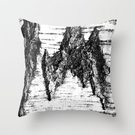 Bjørk Throw Pillow