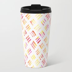 Day 004: Margot's Daily Pattern Travel Mug