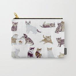 Little Kittens Carry-All Pouch