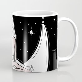 Moonlight Meditation Coffee Mug