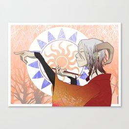 The Accusor Canvas Print