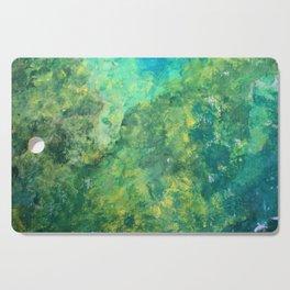 Green Meadow Cutting Board