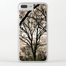The Wake Clear iPhone Case