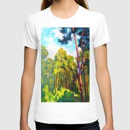 Whisper of pines T-shirt