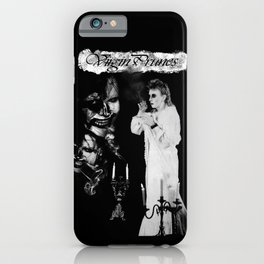 Virgin Prunes Poster iPhone Case