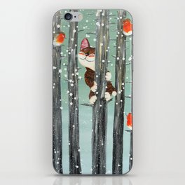 The Music That We Are iPhone Skin