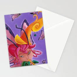 La fée sylphe Stationery Cards